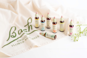 Bach flower remedies selection